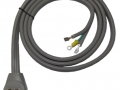 Line Cord, 277v 20amp - Part No. 6160032