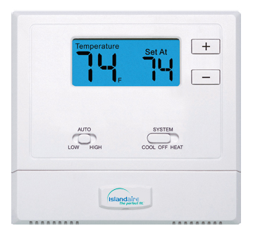 Islandaire Pro1 Wired Thermostat (6041038) Image