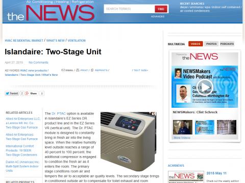 ACHR News Article