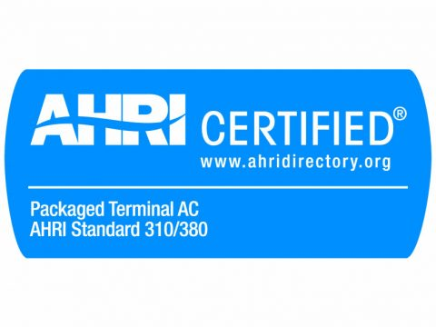AHRI Certified www.ahridirectory.org Packaged Terminal AC