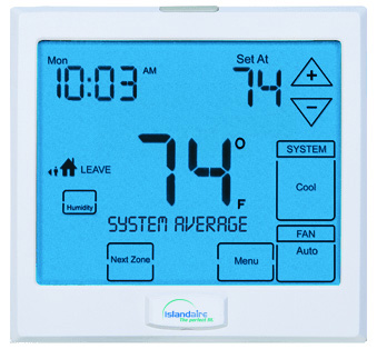 Pro1 T955WH Wireless Thermostat (6041076) Image