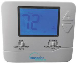 Islandaire Non-Programmable Wireless Thermostat (6041206) Image